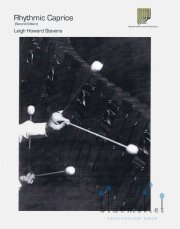 Stevens , Leigh Howard - Rhythmic Caprice (特価品)