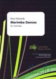 Edwards , Ross - Marimba Dances for Solo Marimba