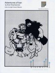 Khachaturian , Aram - Adventures of Ivan Arranged by Leigh Howard Stevens
