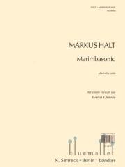 Halt , Markus - Marimbasonic