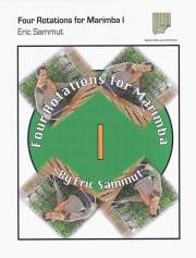 Sammut , Eric - Four Rotations for Marimba I (特価品)
