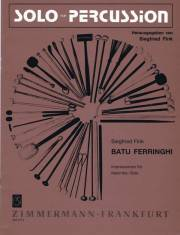 Fink , Siegfried - Batu Ferringhi  Impressionen fur Marimba Solo (特価品)