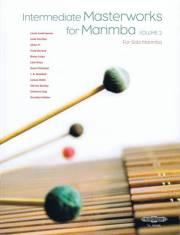 Various Artists - Intermediate Masterworks for Marimba vol.2