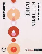 Monkman , Jesse - Nocturnal Dance for Solo Marimba