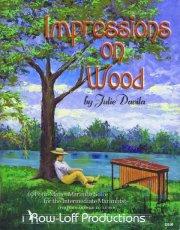 Davila , Julie - Impressions on Wood (特価品)