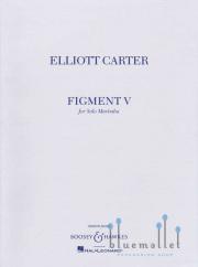 Carter , Elliott - Figment V