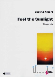 Albert , Ludwing - Feel the Sunlight Marimba Solo