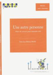 Rimey-Meille , Jean-Luc - Une Autre Personne