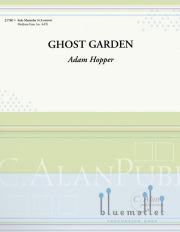 Hopper , Adam - Ghost Garden