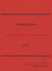 Cheung , Pius - Nocturne in F Minor