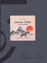 Hakase , Taro - Jounetsu Tairiku for Solo Marimba arr. by Kana Omori