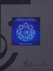 Glennie , Evelyn - Perpetual Motion A Collection of Pieces for Young Marimbists