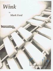 Ford , Mark - Wink (スコア・パート譜セット)