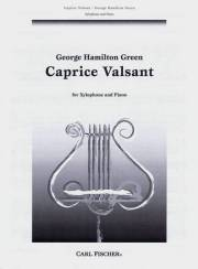 Green , George Hamilton - Caprice Valsant for Xylophone and Piano
