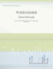 McCarthy , Daniel - Warhammer (伴奏CD付) (特価品)