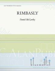 McCarthy , Daniel - Rimbasly (CD伴奏版/スコアのみ)