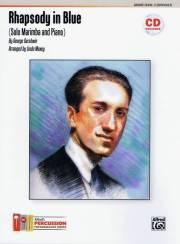 Gershwin , George - Rhapsody in Blue (スコア・パート譜セット) (特価品)