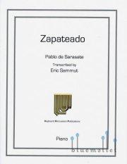 Sarasate , Pablo de - Zapateado arranged by Eric Sammut (スコア・パート譜セット)