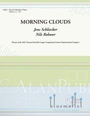 Schliecker , Jens / Rohwer , Nils - Morning Clouds (スコア・パート譜セット)
