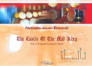 Zivkovic , Nebojsa Jovan - The Castle of the Mad King (特価品)