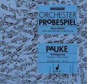Gschwendtner , Hermann / Ulrich , Hans Jochen - Orchester Probespiel  (CD)
