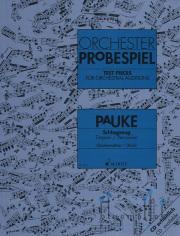 Gschwendtner , Hermann / Ulrich , Hans Jochen - Orchester Probespiel
