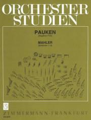 Mahler , Gustav - Orchester Studien/Pauken Vol. 1/Mahler Sinfonien1-9