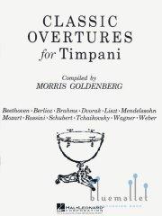 Goldenberg , Morris - Classic Overtures for Timpani