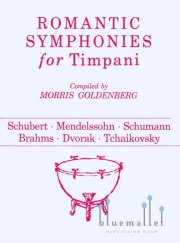 Goldenberg , Morris - Romantic Symphonies for Timpani