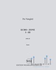 Norgard , Per - Echo Zone I - III (スコアのみ)