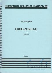Norgard , Per - Echo Zone I - III (スコアのみ) (特価品)