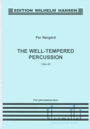 Norgard , Per - The Well-Tempered Percussion (スコアのみ)