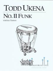Ukena , Todd - No. II Funk for Solo Timpani