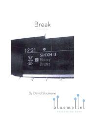Skidmore , David - Break for Drumset duo (スコア・パート譜セット)