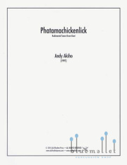 Akiho , Andy - Phatamachickenlick (スコアのみ)