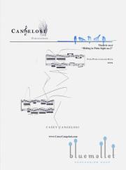 Cangelosi , Casey - Theatric No.6 (スコア・パート譜セット)