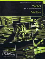 Kato , Daiki - Twins (スコア・パート譜セット)
