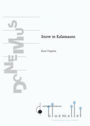 Terpstra , Koos - Snow in Kalamazoo (パート譜のみ) (特価品)