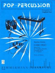 Schmitt , Matthias - Cabo Frio (スコア・パート譜セット) (特価品)