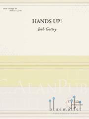 Gottry , Josh - Hands Up ! (スコア・パート譜セット)