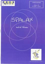 Telman , Andre - Spalax (スコア・パート譜セット) (特価品)
