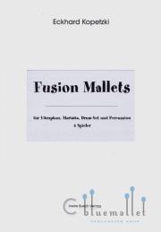 Kopetzki , Eckhard - Fusion Mallets (スコア・パート譜セット)(特価品)