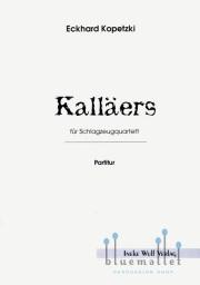 Kopetzki , Eckhard - Kallaers (スコア・パート譜セット)(特価品)