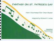 Vieuxtemps , Henri / Musser , Clair Omar - Fantasy on ST. Patrick's Day (スコア・パート譜セット) (特価品)