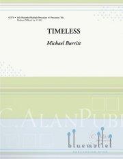Burritt , Michael - Timeless (スコア・パート譜セット) (特価品)
