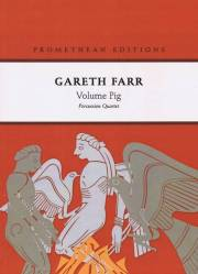 Farr , Gareth - Volume Pig (スコアのみ) (特価品)