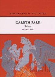 Farr , Gareth - Tubes Percussion Quartet (スコアのみ)