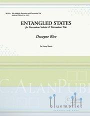 Rice , Dwayne - Entangled States (スコア・パート譜セット)