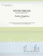 Daughtrey , Nathan - Fever Dream (スコア・パート譜セット)
