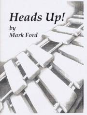 Ford , Mark - Heads Up! (スコア・パート譜セット)